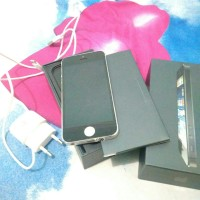 hp iphone 5 16GB second