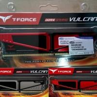 RAM Gaming Team T-Force Vulcan DDR4 8GB