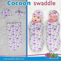 Harga bedong instan topi bandana lucu untuk bayi bedong lucu bedong | Pembandingharga.com