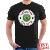 Converse Brazilian All Star Baju Kaos Semua Warna