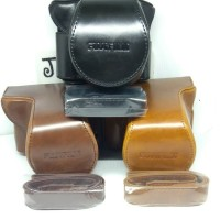 Leather case X-A10 X-A3 X-A5 / XA3 XA5 XA10 black brown coffee