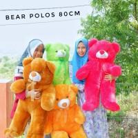 BONEKA TEDDY BEAR POLOS UKURAN JUMBO