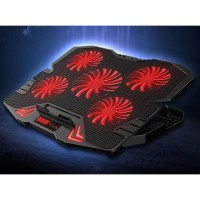 Cooling Pad Laptop 5 Fan Pendingin Laptop