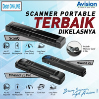 Scanner Avision Miwand 2L Pro