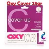 Oxy Cover / Oxycover  Uk. 25gr - Obat Jerawat