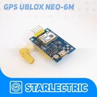 GPS Module UBLOX NEO-6M V2 GY-GPS6MV2 NEO 6M