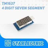 TM1637 Seven Segment 7 Segment 4 Digit Display Modul
