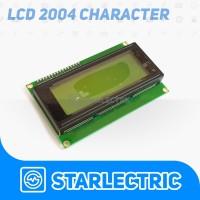 LCD 20x4 2004 dengan I2C backpack Display Arduino