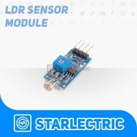 Light Sensor Module Sensor Cahaya Modul Dengan LDR Arduino