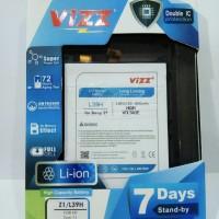 baterai batt batre battery double power sony experia vizz z1