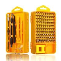 Obeng Set Reparasi Elektronik 108 in 1 - No.1011 BARU