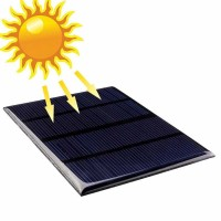 DIY Mini Star Solar Panel 12V 1.5W - CNC85X115-18 TERLARIS