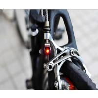 Lampu Rem Sepeda V Mini Waterproof promo