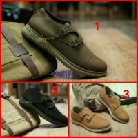 Sepatu Pantofel Pria Resmi Santai Formal Casual Laki Gaya Fashion Baru