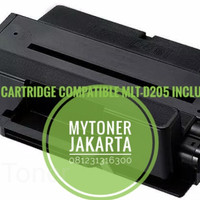 TONER CARTRIDGE COMPATIBLE PRINTER SAMSUNG MLT-D205 MLT205 MLT-205
