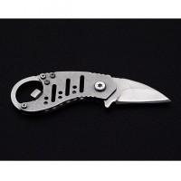 Multifunctional EDC Key Knife Survival Tool Stainless Steel - MKE13