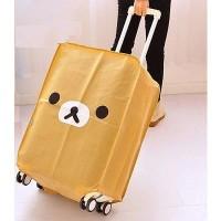tas wanita Sarung koper Gbr RIlakkuma & Friends / Luggage cover /