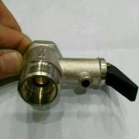 Harga safety valve water heater pemanas air untuk ariston modena lai | Hargalu.com