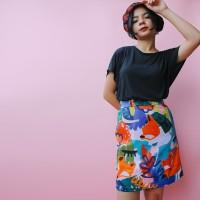 Fox Fiction Mini Skirt