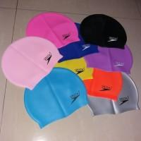 Topi Renang/ Swimming Cap SPEEDO