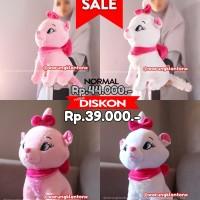 Boneka Kucing Marie Cat Disney Medium 35cm by Seulgi