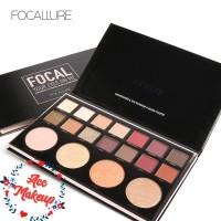 Focallure Focal Highlighter & Eyeshadow & Blush All In One Palette 154