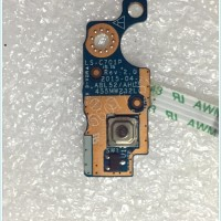 HP Pavilion 15-AC SERIES POWER BUTTON BOARD LS-C701P