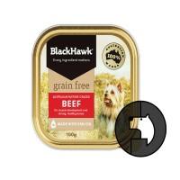 blackhawk 100 gr dog australian pasture grazed beef grain free