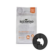 blackwood 2.2 kg all life stages lamb meal and brown rice recipe