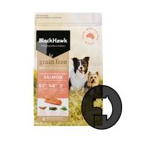 blackhawk 2.5 kg dog salmon all breeds grain free