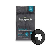 blackwood 2.2 kg dog chicken meal brown rice recipe (every day diet)