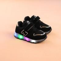 Sepatu LED Anak laki laki dan perempuan usia 1 sampai 6 Tahun