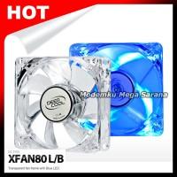 DEEPCOOL XFan 80L/B Fan Case | Fan Casing Jogja Cahaya Biru