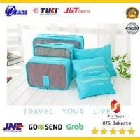 Tas 6 in 1 Travel Bag Tas multifungsi Koper Laundry Bag