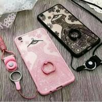 pelindung Iphone 5 5s 6 6s 7s 8 X Oppo F1 F3 Plus F1s S Wedding Gaun