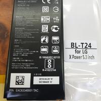 BATERAI BATTERY LG X POWER LG BL-T24 ORIGINAL