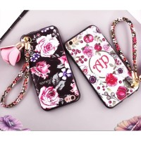 casing hp FOR OPPO F3, A39/A57, NEO 9/A37, F3 PLUS - FLOWER TASSEL