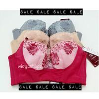 Harga bra bh pakaian dalam underwear daleman wanita perempuan | antitipu.com
