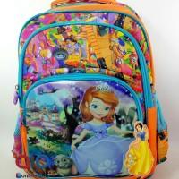 Tas Ransel Anak Sekolah Paud TK SD Alto Sofia Original 48278S Orange