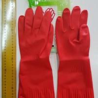 IGM BESAR PANJANG Sarung Tangan Karet Cuci Piring Baju Kimia