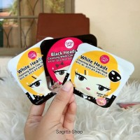 CATHY DOLL WHITE HEADS CLEANSING BLACK CLAY MASK 5gr