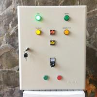 Panel Switch PLN Genset dengan Starter & Choke Otomatis 11KW