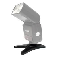 AS-21 Hot Shoe Flash Stand for Nikon Canon Pentax (Kaki Bebek)