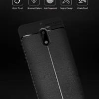 Softcase TPU I-Zore Lichee Autofocus Lentur Cover Case Casing Nokia 6