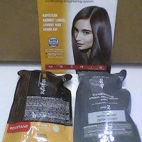 Matrix Opti Straight Conditioning Straightening System Mini Pack