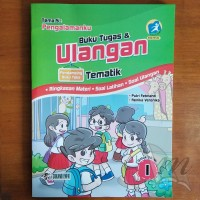 Buku Tugas dan Ulangan Tematik SD Kelas 1 Tema 5 Pengalamanku