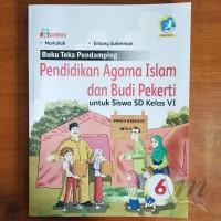 Buku Pendidikan Agama Islam dan Budi Pekerti SD Kelas 6 Kur. 2013 Rev