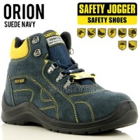 Jogger Orion Sepatu Safety Shoes Hiking Anti Slip Oil Resist Original