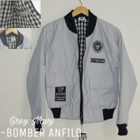 JAKET BOMBER CEWEK ORIGINAL / BOMBER CROP TEE / BOMBER LADIES