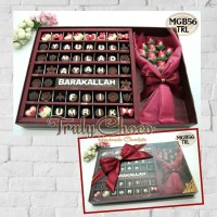 hadiah ulang tahun anniversary wisuda coklat trulychoco special